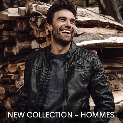 New Collection Hommes