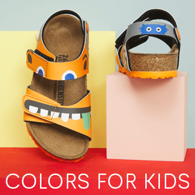 tendance colors for kids